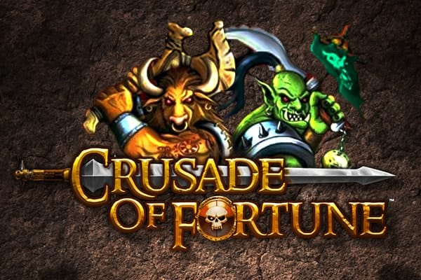 Crusade of Fortune - tolle Net Entertainment Slot